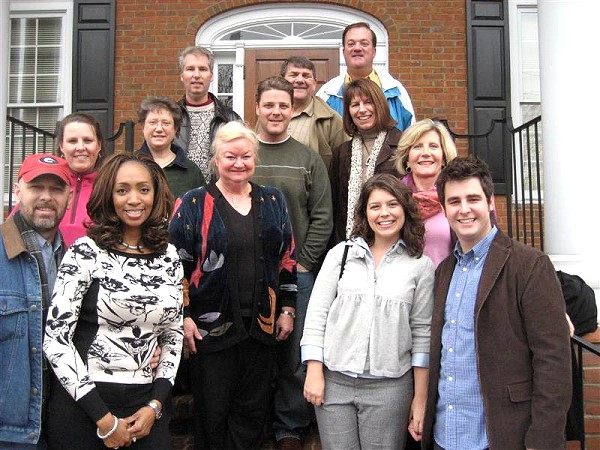 Fuller Center of Atlanta 2009-2010 Board of Directors with Strategic Planning Team