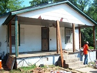 Stanley's Home Before Renovations